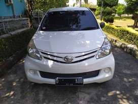 Daihatsu Xenia X Plus Airbag Manual 2013 Putih Plat Bandung