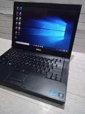 Laptop Dell 6410 Core i5 WiFi normal ram 4gb hardisk 320gb