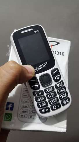 New keypad phone. Dual SIM