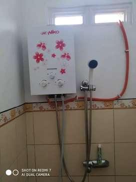 Waterheater Gas LPG