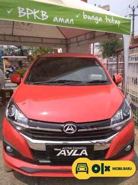 [Mobil Baru] Daihatsu Ayla Promo Merdeka 2019