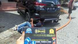 Cegah Stir Banting di tikungan pd Mobil dengan BALANCE DAMPER