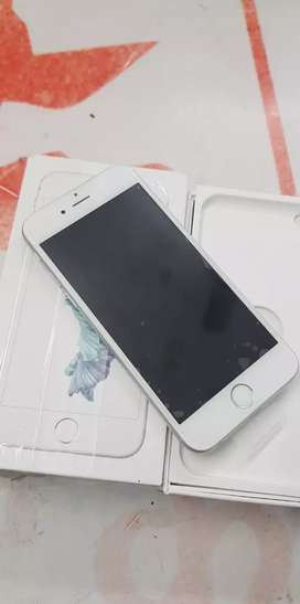Six months sellers warranty ka sath iPhone 6s 64gb with bill box