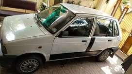 Maruti Suzuki 800 2002 CNG & Hybrids Well Maintained