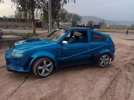 Charade modified sports car, vitz engine,alloy rim,sports car stering
