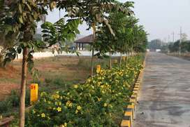 GATED community Housing project OPEN PLOTS FOR SALE, VMRDA APPROVED
