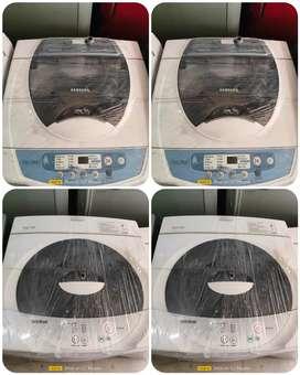 Silver nano fully automatic washing machine {[ 5 yrs warranty ]}
