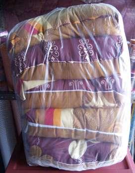 Set Bantal Sofa Kursi Tamu Isi 5, Bahan Dacron Dakron Berkualitas