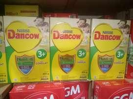 DANCOW 3+ VANILA / MADU / COKELAT - 800 Gram