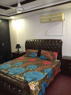 Outclass 2 Bed room fully furnished for rent in Bahria town phase 4