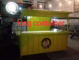 #container booth #container dagang