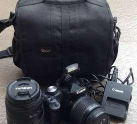 Canon 500d DSLR
