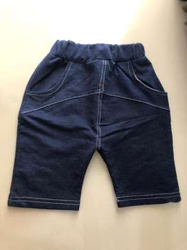 Celana anak 1 tahun preloved biru dongker