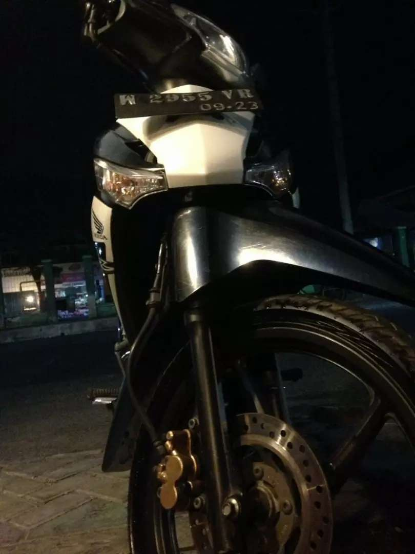 Sepedah supraX125 barang sangat terawat mrsin enak normal 0