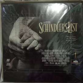 Sale LD SCHINDLERS LIST movie
