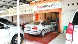 Pasang Kaca film mobil & gedung terpercaya di Medan sejak 2010