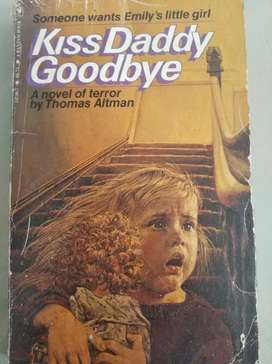Kids Daddy Goodbye- Crime thriller by Thomas Altman