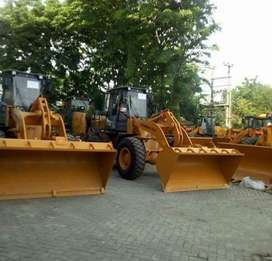 LONKING Wheel Loader Powerful Engine Weichai Deutz Murah 1-3 Kubik