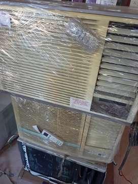 Used window ac 1.5 ton