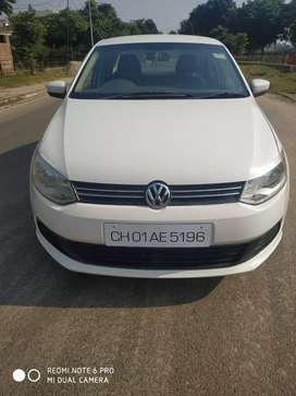 Vento petrol lady driven first owner car