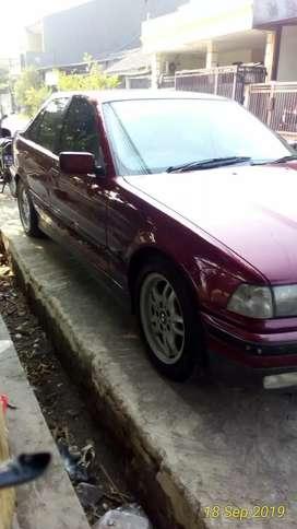 BMW 318i th 97 manual