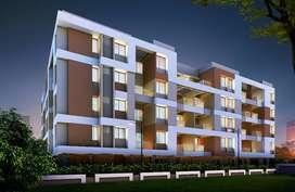 @39 lakh,2 bhk flat In Marunji-Hinjewadi
