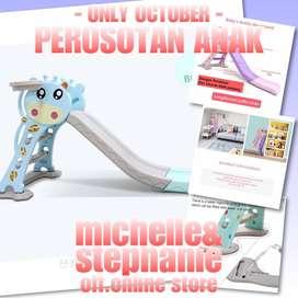 M&S SAYANGANAK.IDeazytoys170 - 2020 Perosotan Anak 2 in 1 Fun Slider