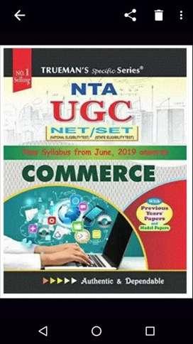 Trueman's UGC NET Commerce(Anshu Kataria, Shivani, Parveen Kataria)