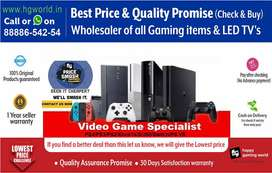 WholesaleRate PS4,PS3,PS2,XBOX1/360/X/S,Switch,PsVr Unbelievable Price