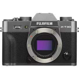 HCI - Kredit Fuji Film X-T30 BO Dp Murah Meriah dn Gratis 1X Cicilan