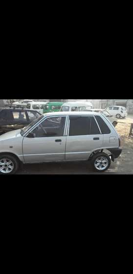 Mehran A1 condition, cng on, heater on,alloy rims,