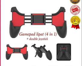 Gamepad 4in1 4 in 1 Analog Portable Solo Micro