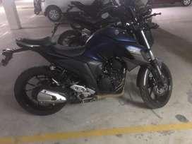 Regularly serviced at yamaha. New bike (fz25)