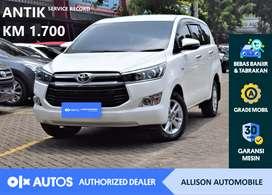 [OLX Autos] Toyota Kijang Innova 2020 2.0 G A/T Bensin Putih #Allison