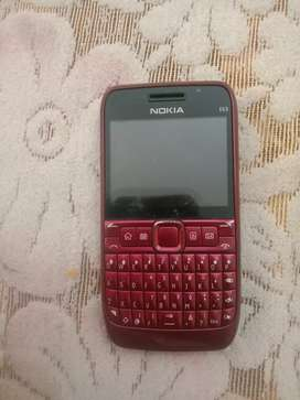 Nokia E63 in good working condition