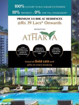 Premium 3/4 Bhk Terrace AC Residences
