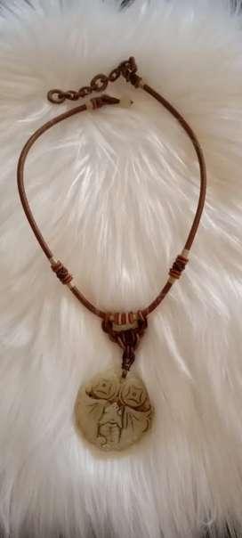 Kalung antik motif china