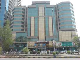 office is available for rent in Sidiq Trade Centre Gulberg