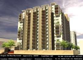 3 bedroom vastu compliant apartment in Horamavu-Kalkere road, Ds max