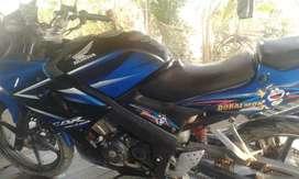 Honda cbr 150 ramping