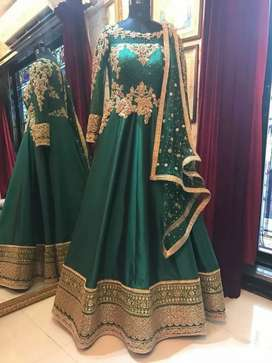 Wedding dress/party dress  2200/-only