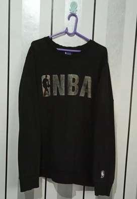 Crewneck NBA Black
