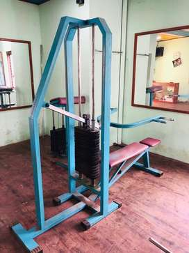 USED GYM&FITNESS EQUIPMENTS