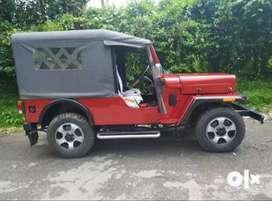 Mahindra Jeep Di