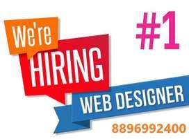 Urgently Required Web Designer