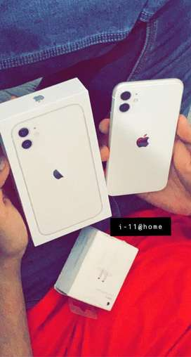 iphone 11 64 gb 3 days old