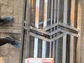 New Modern Design Iron Railings @ 80/kg