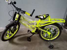 Kids cycle.  Almost new
