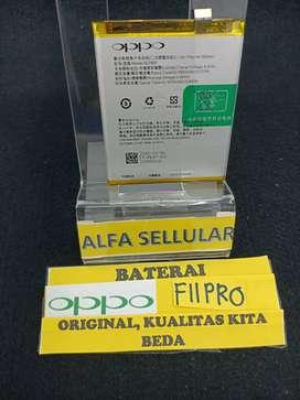 Baterai Oppo F11 PRO BLP697 Original Bergaransi