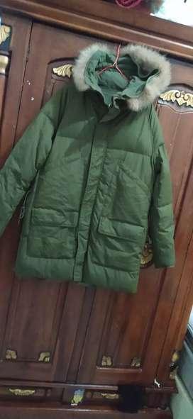Coat atau jaket Korea